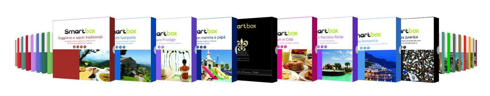 Smartbox 9 nuovi cofanetti regalo « FreeMilano Press News Italia