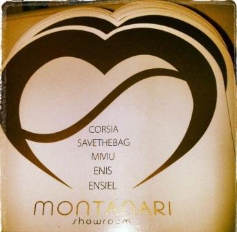 Montanari showroom Corsia-Savethebag-Miviu-Enis-Ensiel