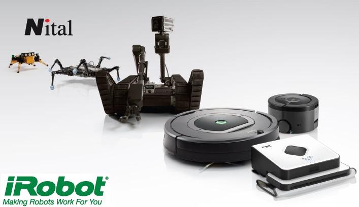 iRobot Nital Milano Press
