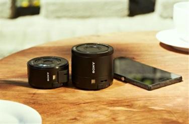 Sony lens style camera