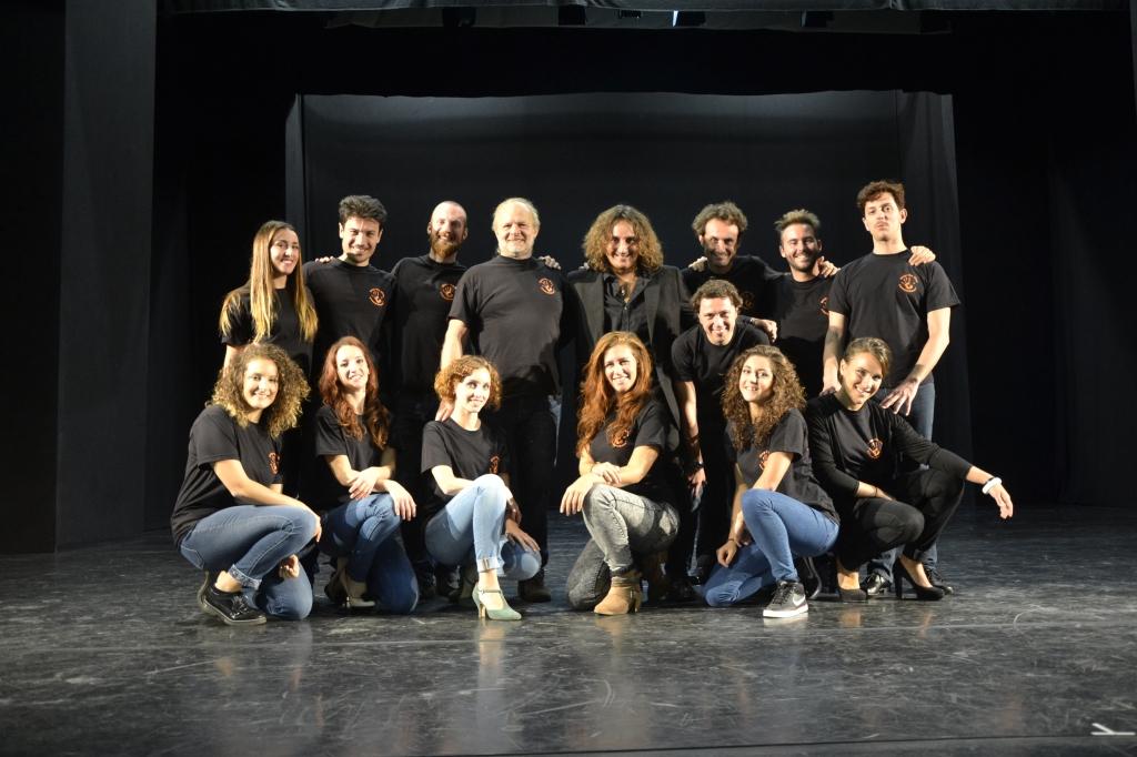 DIGLIELO A TUTTI IL MUSICAL il Cast