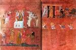 codex purpureus rossanensis gal sila greca