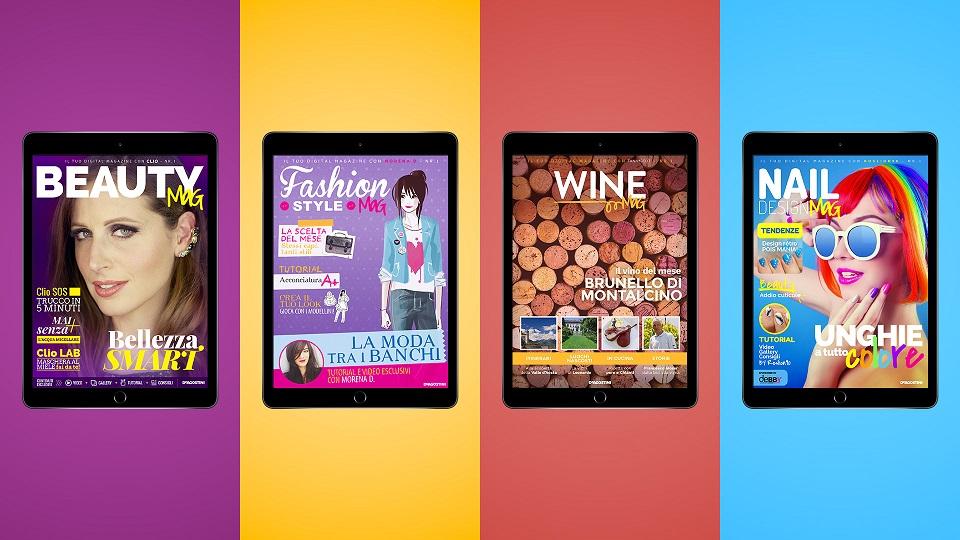 Cover Mag De Agostini Digital Editions