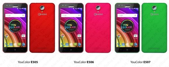 NGM-YouColor-E505-E506-E507