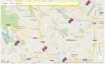 Dominos-pizza-map-Milano