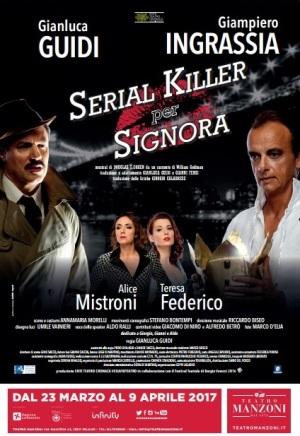 Manzoni - SERIAL KILLER PER SIGNORA -loc