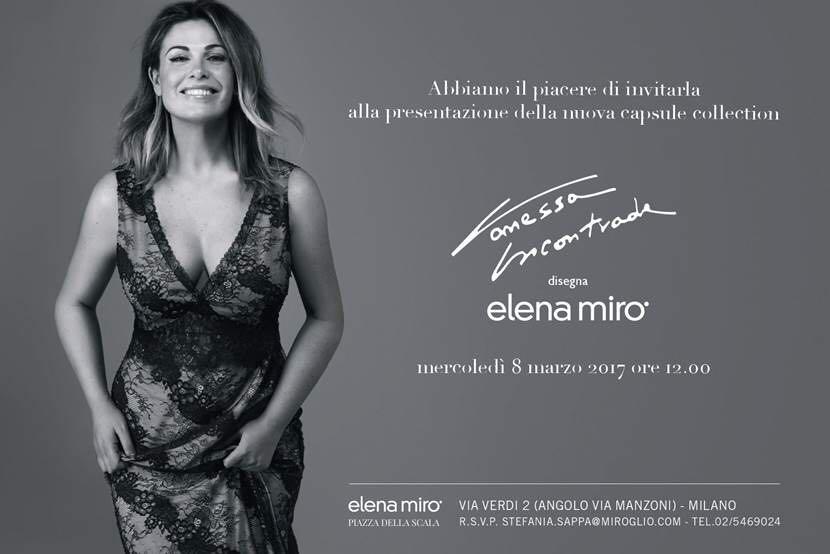 Vanessa Incontrada e Elena Mirò nuova capsule collection 8marzo