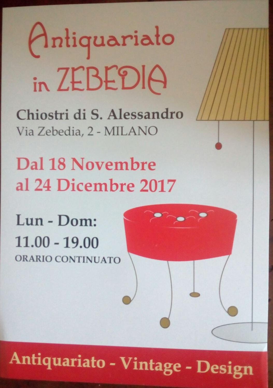 #Antiquariato #mercatino #chiostri Via #Zebedia A #Milano #centro #design # Vintage #regali #mercatini #Natale