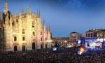 concerto radio italia piazza Duomo Milano