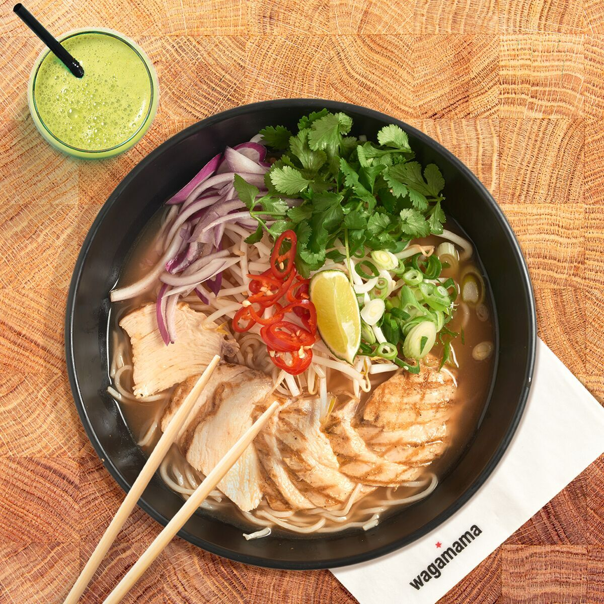 wagamama_chilli chicken ramen