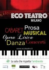 Ecoteatro Milano Manifesto
