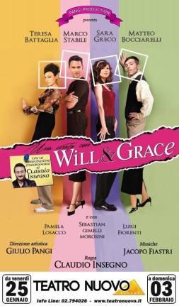 milano spettacoli teatronuovo una serata con will and grace